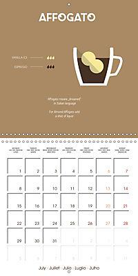 Let s take a coffee break (Wall Calendar 2019 300 × 300 mm Square) - Produktdetailbild 7