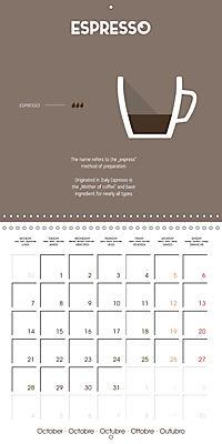 Let s take a coffee break (Wall Calendar 2019 300 × 300 mm Square) - Produktdetailbild 10