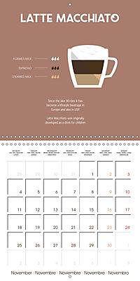 Let s take a coffee break (Wall Calendar 2019 300 × 300 mm Square) - Produktdetailbild 11