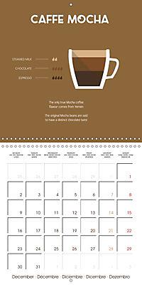 Let s take a coffee break (Wall Calendar 2019 300 × 300 mm Square) - Produktdetailbild 12