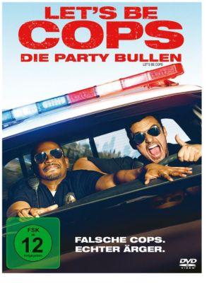 Let's be Cops - Die Partybullen, Luke Greenfield, Nicholas Thomas