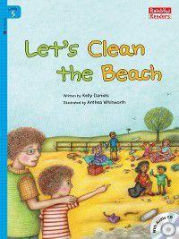 Let's Clean the Beach, Kelly Daniels