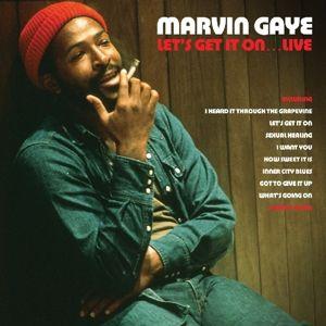 Let'S Get It On Live (Vinyl), Marvin Gaye
