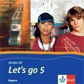 Let's go, Ausgabe Bayern, Neubearbeitung: Bd.5 9. Klasse, 1 Schüler-Audio-CD