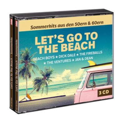 Let`s Go To The Beach - Sommerhits aus den 50ern & 60ern