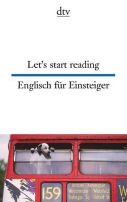 Let's start reading/Englisch für Einsteiger -  pdf epub