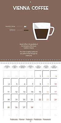 Let's take a coffee break (Wall Calendar 2019 300 × 300 mm Square) - Produktdetailbild 2