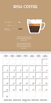 Let's take a coffee break (Wall Calendar 2019 300 × 300 mm Square) - Produktdetailbild 9