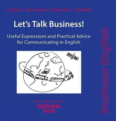 Let's Talk Business, 3 Audio-CDs, Ulrike A. Kaunzner, Amanda C. Sandell