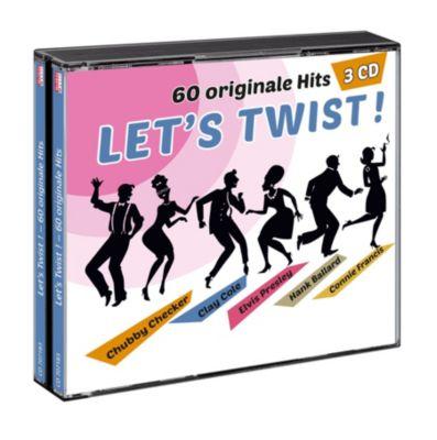 Let`s Twist!, Various