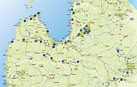 Lettland - Produktdetailbild 1
