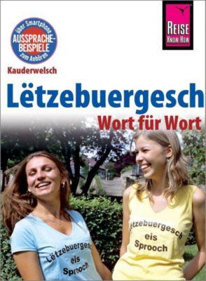 Lëtzebuergesch - Wort für Wort (für Luxemburg), Joscha Remus