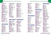 Lëtzebuergesch - Wort für Wort (für Luxemburg) - Produktdetailbild 5