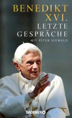 Letzte Gespräche, Peter Seewald, BENEDIKT XVI.