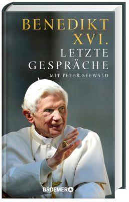 Letzte Gespräche, Benedikt XVI., Peter Seewald