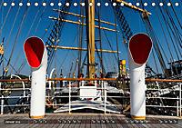 Letztes deutsches Vollschiff: Das Schulschiff Deutschland (Tischkalender 2019 DIN A5 quer) - Produktdetailbild 1