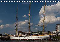 Letztes deutsches Vollschiff: Das Schulschiff Deutschland (Tischkalender 2019 DIN A5 quer) - Produktdetailbild 2