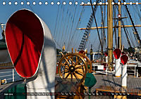 Letztes deutsches Vollschiff: Das Schulschiff Deutschland (Tischkalender 2019 DIN A5 quer) - Produktdetailbild 6