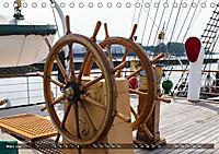 Letztes deutsches Vollschiff: Das Schulschiff Deutschland (Tischkalender 2019 DIN A5 quer) - Produktdetailbild 3