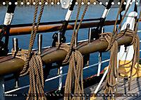 Letztes deutsches Vollschiff: Das Schulschiff Deutschland (Tischkalender 2019 DIN A5 quer) - Produktdetailbild 10