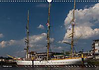 Letztes deutsches Vollschiff: Das Schulschiff Deutschland (Wandkalender 2019 DIN A3 quer) - Produktdetailbild 2