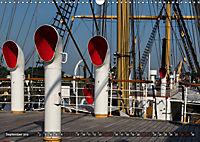 Letztes deutsches Vollschiff: Das Schulschiff Deutschland (Wandkalender 2019 DIN A3 quer) - Produktdetailbild 9