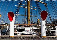 Letztes deutsches Vollschiff: Das Schulschiff Deutschland (Wandkalender 2019 DIN A2 quer) - Produktdetailbild 1