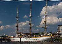 Letztes deutsches Vollschiff: Das Schulschiff Deutschland (Wandkalender 2019 DIN A2 quer) - Produktdetailbild 2