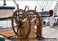 Letztes deutsches Vollschiff: Das Schulschiff Deutschland (Wandkalender 2019 DIN A2 quer) - Produktdetailbild 3