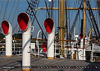 Letztes deutsches Vollschiff: Das Schulschiff Deutschland (Wandkalender 2019 DIN A2 quer) - Produktdetailbild 9