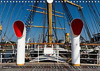 Letztes deutsches Vollschiff: Das Schulschiff Deutschland (Wandkalender 2019 DIN A4 quer) - Produktdetailbild 1