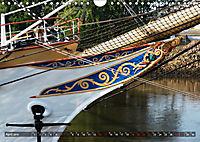 Letztes deutsches Vollschiff: Das Schulschiff Deutschland (Wandkalender 2019 DIN A4 quer) - Produktdetailbild 4