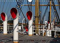 Letztes deutsches Vollschiff: Das Schulschiff Deutschland (Wandkalender 2019 DIN A4 quer) - Produktdetailbild 9