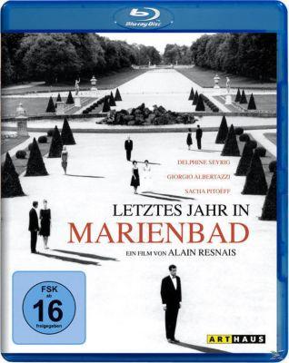 Letztes Jahr in Marienbad, Alain Robbe-Grillet