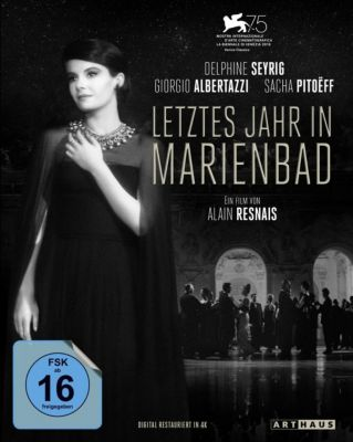 Letztes Jahr in Marienbad, 1 Blu-ray (Special Edition)