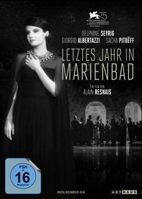 Letztes Jahr in Marienbad, 1 DVD (Digital Remastered - Special Edition)