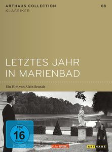 Letztes Jahr in Marienbad, Alain Robbe-Grillet