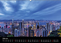 Leuchtende Städte (Wandkalender 2019 DIN A2 quer) - Produktdetailbild 7