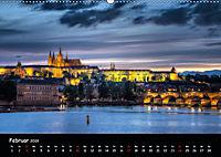 Leuchtende Städte (Wandkalender 2019 DIN A2 quer) - Produktdetailbild 2