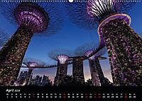 Leuchtende Städte (Wandkalender 2019 DIN A2 quer) - Produktdetailbild 4