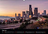 Leuchtende Städte (Wandkalender 2019 DIN A2 quer) - Produktdetailbild 6