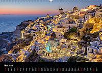 Leuchtende Städte (Wandkalender 2019 DIN A2 quer) - Produktdetailbild 5