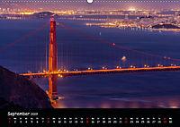 Leuchtende Städte (Wandkalender 2019 DIN A2 quer) - Produktdetailbild 9