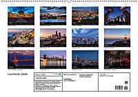 Leuchtende Städte (Wandkalender 2019 DIN A2 quer) - Produktdetailbild 13