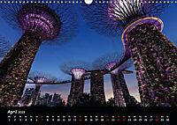 Leuchtende Städte (Wandkalender 2019 DIN A3 quer) - Produktdetailbild 4