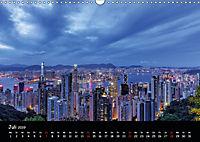 Leuchtende Städte (Wandkalender 2019 DIN A3 quer) - Produktdetailbild 7
