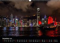 Leuchtende Städte (Wandkalender 2019 DIN A3 quer) - Produktdetailbild 12