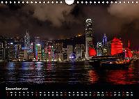 Leuchtende Städte (Wandkalender 2019 DIN A4 quer) - Produktdetailbild 12