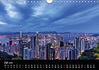 Leuchtende Städte (Wandkalender 2019 DIN A4 quer) - Produktdetailbild 7