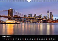 Leuchtende Städte (Wandkalender 2019 DIN A4 quer) - Produktdetailbild 10